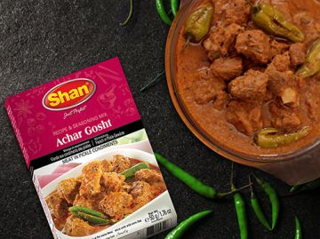 Shan Achr Gosht Curry MIX