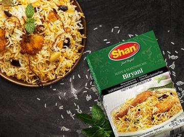 Shan Biryani Masal MIX