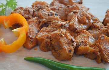 Chicken Bihari Boti