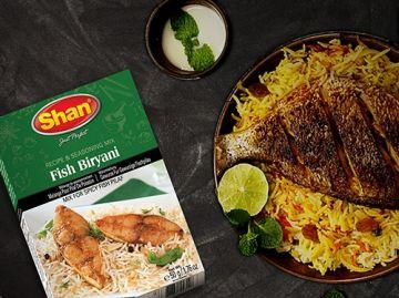 Shan Fish Biryani MIX