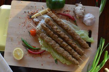 Mutton Seekh Kebab