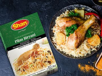 Shan Pulao Biryani MIX