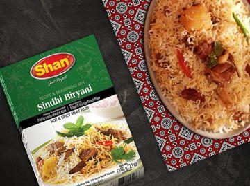 Shan Sindhi Biryani MIX