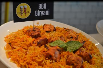Chicken BBQ Biryani