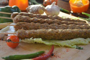 Beef Seekh Kebab