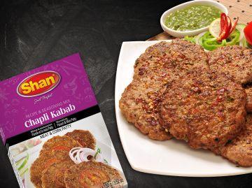 Shan Chapli Kabab MIX