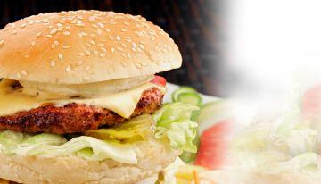 Cheese Burger*