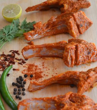 BBQ Mutton Chops