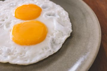 Half Fry Eggs