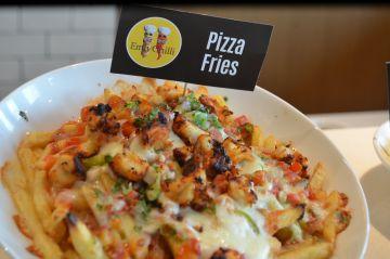 Pizza Fries - Chicken