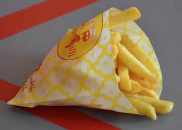 Plain Masala Fries (Large)