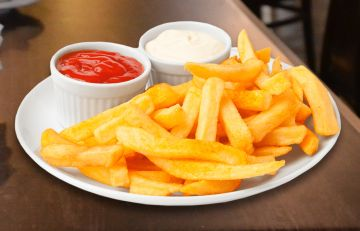 Plain Masala Fries (Medium )