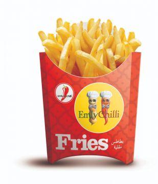Plain Masala Fries (Small)
