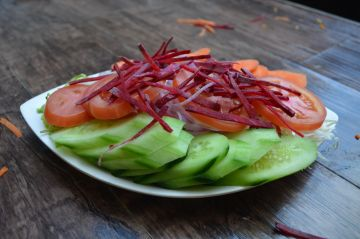 Green Salad (Desi)